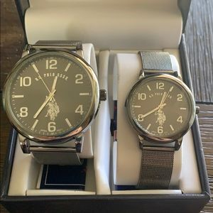 NWOT Matching Watches
